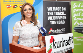 Kunhadi Vice President named one of the 5 most influential mothers in Lebanon